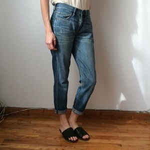 MADEWELL Boyfriend Jean size 24